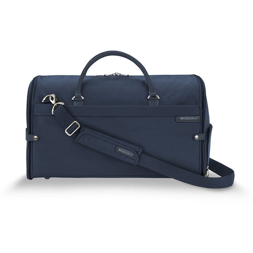 Briggs & Riley Baseline Navy Suiter Duffel - Lexington Luggage