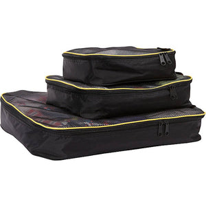 A. Saks 3 Piece Squares - Lexington Luggage