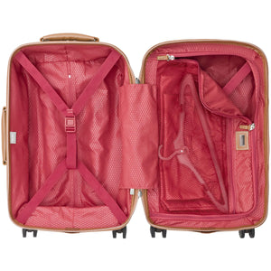Delsey Chatelet Hard+ Carry On Spinner - Lexington Luggage