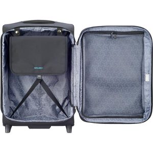 Delsey Hyperglide 2 Wheel Carry On - Lexington Luggage