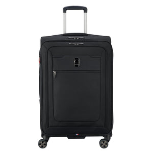 "Delsey Hyperglide 25"" Expandable Spinner Upright - Lexington Luggage"