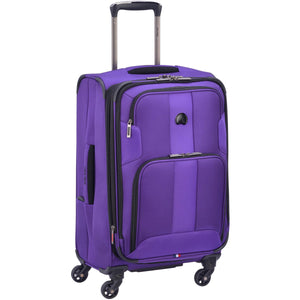 Delsey Sky Max Expandable 4 Wheel Spinner Carry On - Lexington Luggage