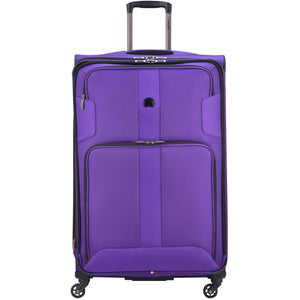 "Delsey Sky Max 29"" Expandable Spinner Upright - Lexington Luggage"