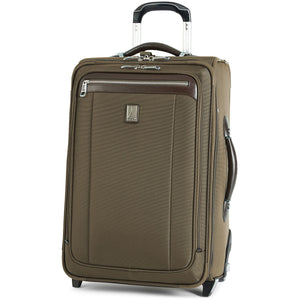 "Travelpro Platinum Magna 2 22"" Expandable Rollaboard Suiter - Lexington Luggage"