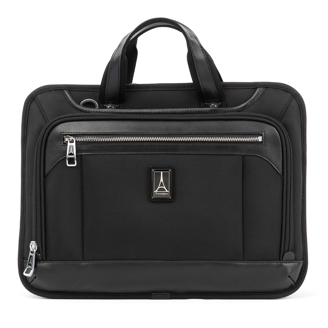 Travelpro Platinum Elite Expandable Business Brief - Lexington Luggage