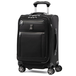 "Travelpro Platinum Elite 20"" Expandable Business Plus Carry On Spinner - Lexington Luggage"