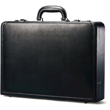 Samsonite Leather Business Cases Leather Attache - Lexington Luggage
