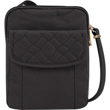 Travelon Anti-Theft Signature Quilted Slim Pouch - Lexington Luggage