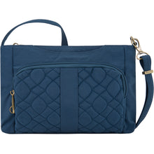 Travelon Anti-Theft Signature Quilted E/W Slim Bag - Lexington Luggage