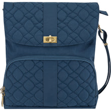 Travelon Anti-Theft Signature Quilted Messenger Bag - Lexington Luggage