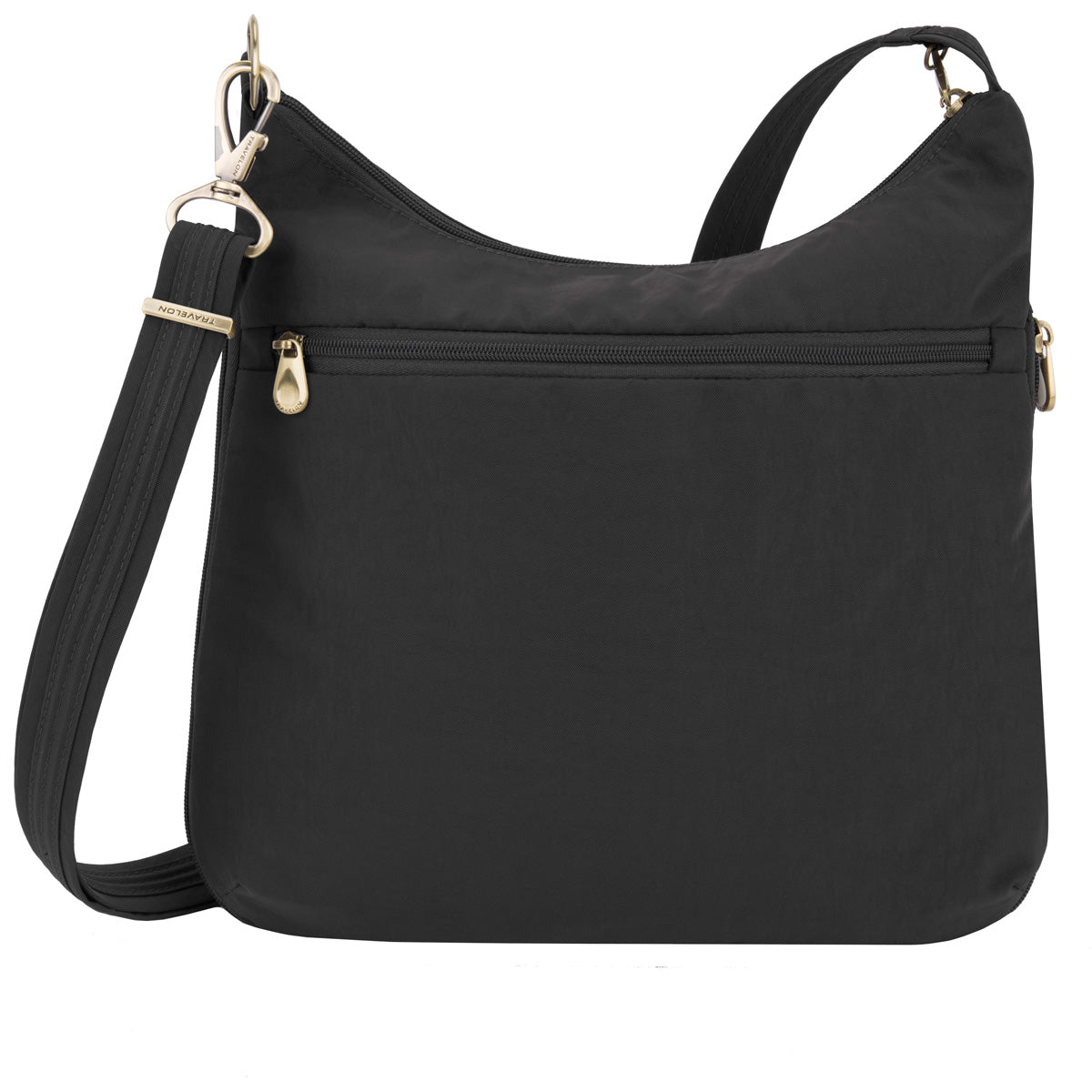 d6a0c7fe48 ... Travelon Anti-Theft Signature Quilted Expansion Crossbody - Lexington  Luggage ...