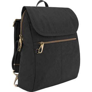 Travelon Anti-Theft Signature Slim Backpack - Lexington Luggage