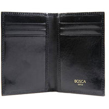 Bosca Old Leather 8 Pocket Credit Card Case - Lexington Luggage