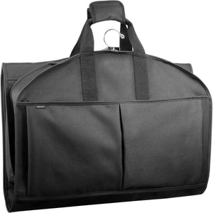 "Wally Bags 48"" Carry On Tri-Fold with Multi Pockets - Lexington Luggage"
