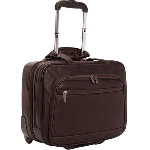 "Kenneth Cole ""Wheel Be Okay"" 15.6"" Wheeled Computer Portfolio - Lexington Luggage"