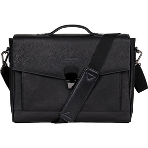 "Kenneth Cole ""Modern Port-sonality"" 13"" RFID Computer Portfolio - Lexington Luggage"