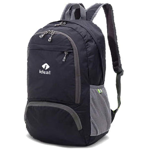 Ideal Tech Foldable Lightweight Backpack - Lexington Luggage