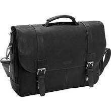 "Kenneth Cole ""Show Business"" Dbl Comp 15.6"" Computer Portfolio - Lexington Luggage"