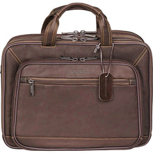 "Kenneth Cole ""A Golden Op-Port-unity"" EZ-Scan 16"" Computer Portfolio - Lexington Luggage"
