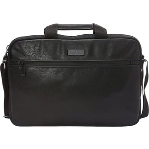 "Kenneth Cole ""Port Term Case"" 17"" RFID Computer Portfolio - Lexington Luggage"