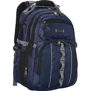 "Kenneth Cole ""Pack Down"" 17.3"" RFID Expandable Computer Backpack - Lexington Luggage"