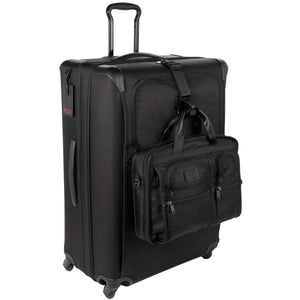 Tumi Alpha 2 Extended Trip Expandable 4 Wheeled Packing Case - Lexington Luggage
