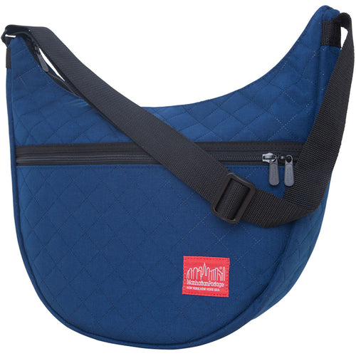 Manhattan Portage Quilted Nolita Shoulder Bag - Lexington Luggage