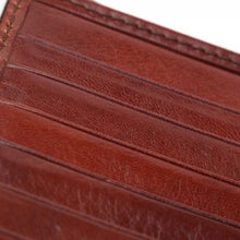 Bosca Old Leather 12 Pocket Credit Wallet - Lexington Luggage