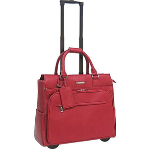 "Cabrelli Fashion Executive Piper Pebble 15"" Rollerbrief - Lexington Luggage"