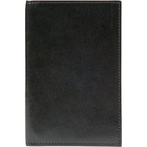 Bosca Old Leather Passport Case - Lexington Luggage