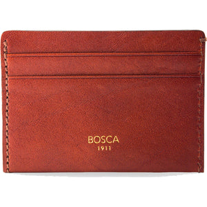 Bosca Washed Weekend Wallet - Lexington Luggage