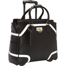 Cabrelli Fashion Executive Color Block Rollerbrief - Lexington Luggage