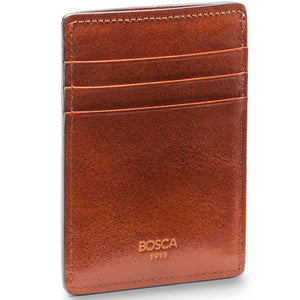 Bosca Dolce Deluxe Front Pocket Wallet - Lexington Luggage