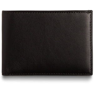 Bosca Nappa Vitello Small Bifold Wallet - RFID - Lexington Luggage