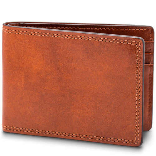 Bosca Dolce Small Bi-Fold Wallet - Lexington Luggage