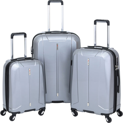 Solite Maven Hardside Spinner 3 Piece Luggage Set - Lexington Luggage