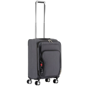 Solite Excursionist 3 Piece Expandable Spinner Luggage Set - Lexington Luggage