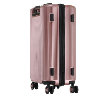 "Solite Tavarone 22"" Expandable Hardside Carry On Spinner - Lexington Luggage"
