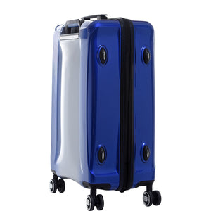 "Solite Aurano 22"" Expandable Hardside Carry On Spinner - Lexington Luggage"
