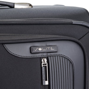 "Solite Executive 22"" Expandable Carry On Spinner - Lexington Luggage"