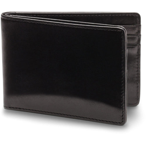 Bosca Old Leather Small BiFold Wallet - Lexington Luggage