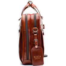 Bosca Old Leather Stringer Bag - Lexington Luggage