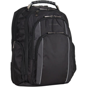 "Heritage Dual Comp Checkpoint Friendly EZ-Scan 17"" Computer Backpack - Lexington Luggage"