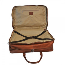 Piel Leather Travel Complete Carry All Bag - Lexington Luggage