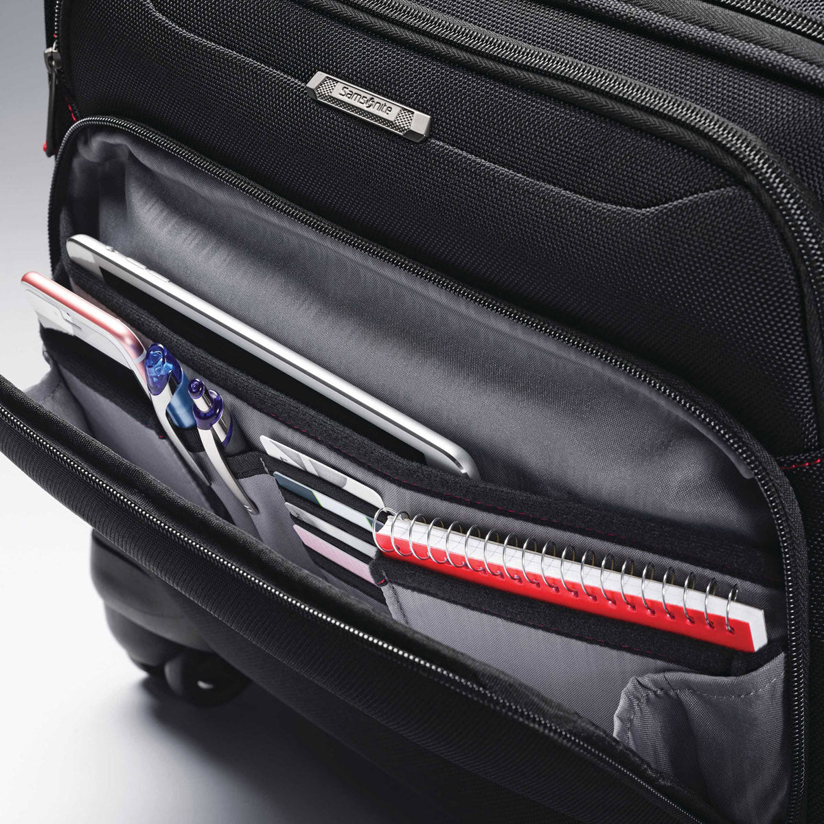 a286f10ed ... Samsonite Xenon 3.0 Spinner Mobile Office - Lexington Luggage ...