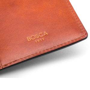 Bosca Dolce Front Pocket Wallet w/Magnetic Clip - Lexington Luggage