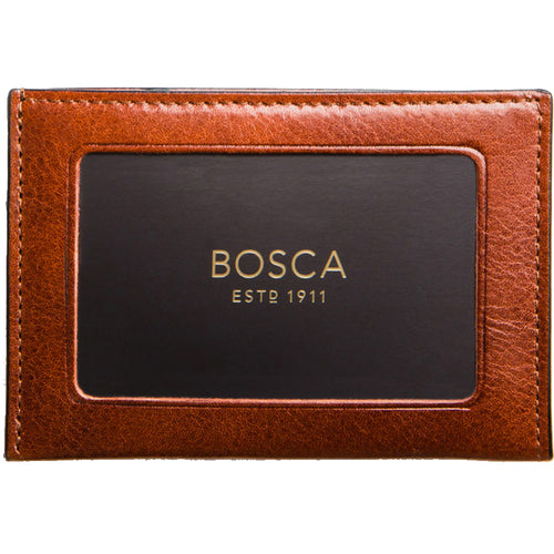 Bosca Old Leather Weekend Wallet - Lexington Luggage