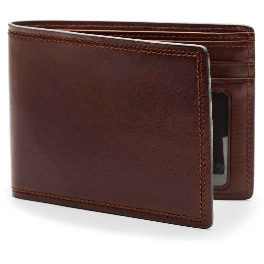 Bosca Dolce Executive ID Wallet - RFID - Lexington Luggage
