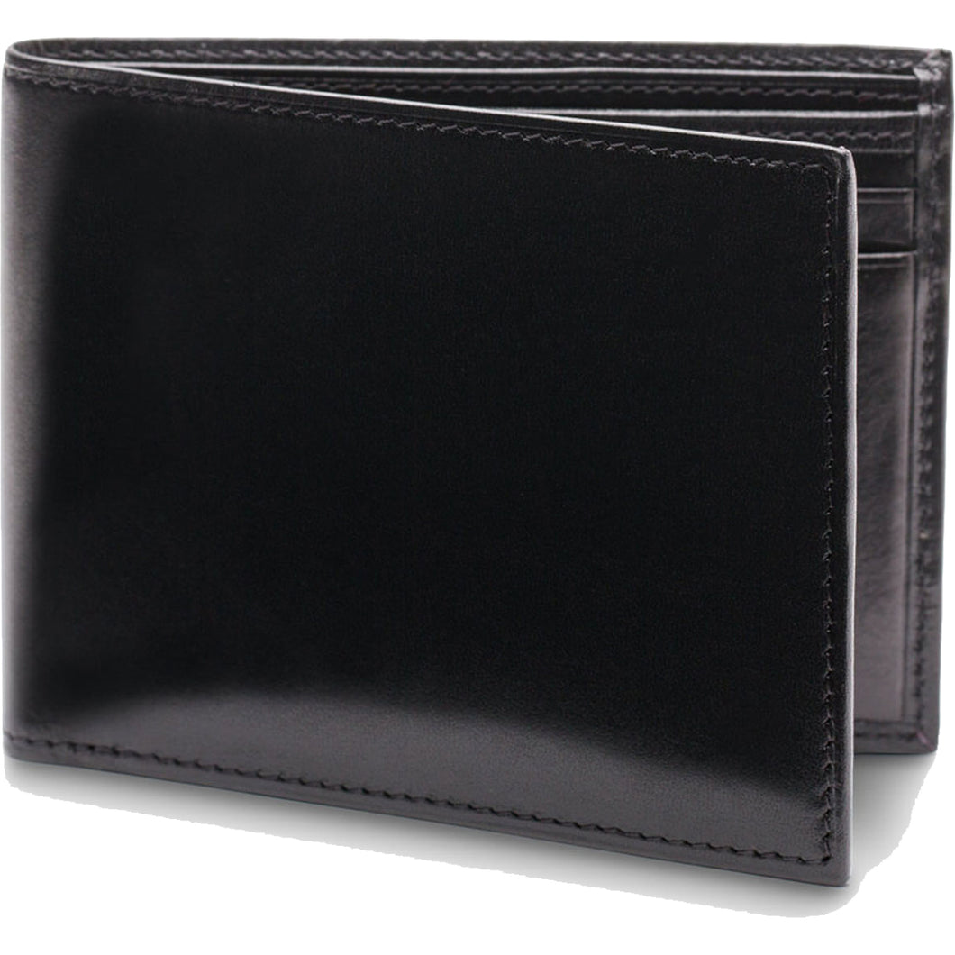 Bosca Old Leather Executive ID Wallet - RFID - Lexington Luggage