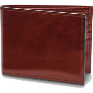 Bosca Old Leather BiFold With Card/ID Flap - Lexington Luggage